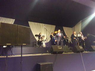 Pacho Voces & Orquesta 1