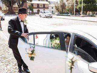 Auto para Boda Cusco Vip 1