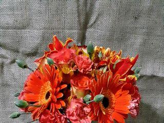 Hypericum Bouquets 2