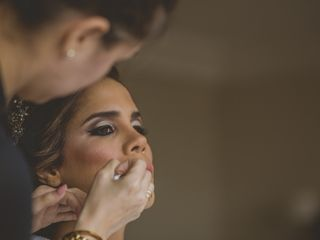 Giovana Demarini Make Up Artist - Novias 2