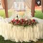 El matrimonio de Claudia Garcia y Mary Grados Catering 4