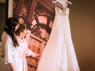 Vestido Mío Bridal Outlet 1