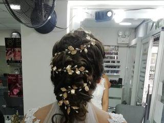 Mara Maquillaje y Peinado 1