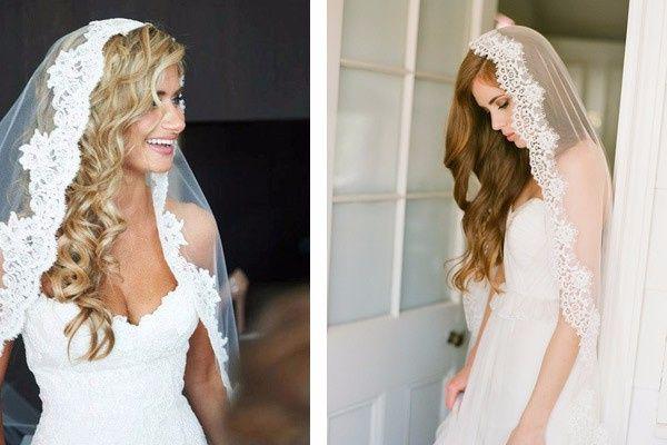 tu vestido de novia en 10 pasos! elegí el velo