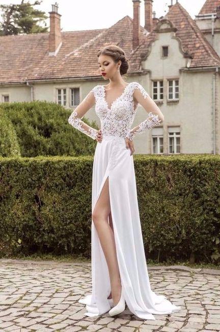 2. vestido