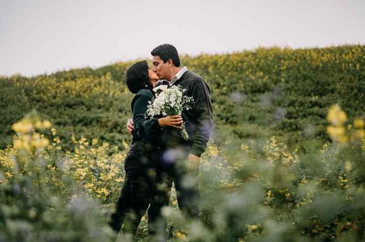 Sesión pre boda en Lima - 1