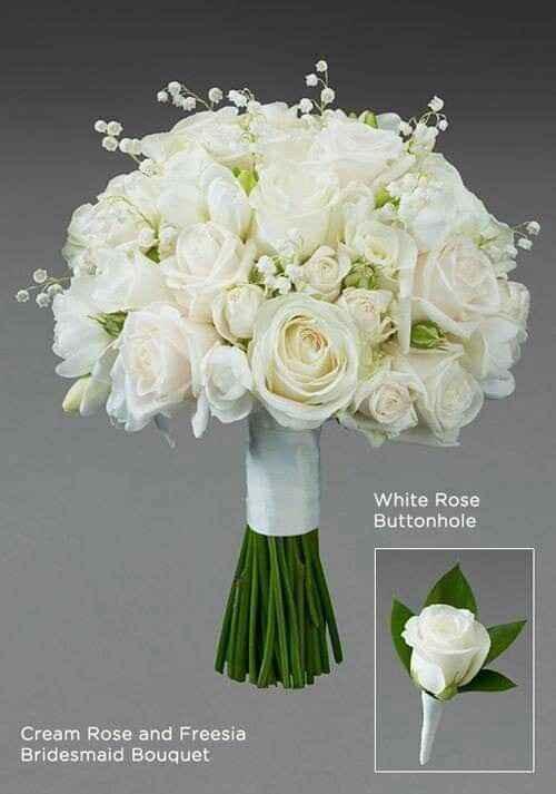 ¡Tu peinado ideal!: ¿Qué bouquet de novia te convence más? - 1