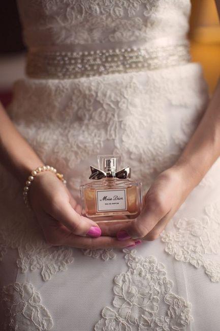 Perfume de novias