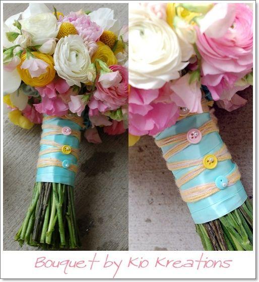 Bouquet Color Pastel