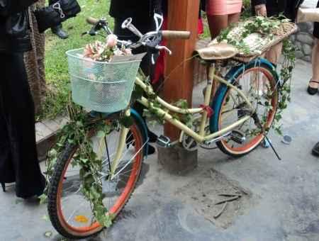 Bicicleta en mi Boda 08-10-2014