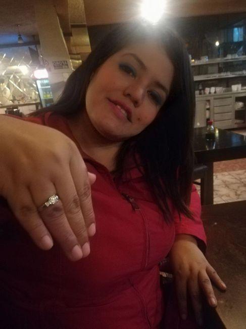 ¿Cómo fue la propuesta de matrimonio? 1