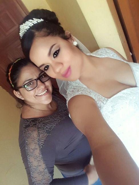 Vestido de novia ~ chiclayo - 2