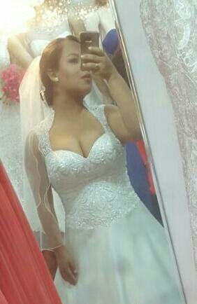 Vestido de novia ~ chiclayo - 3
