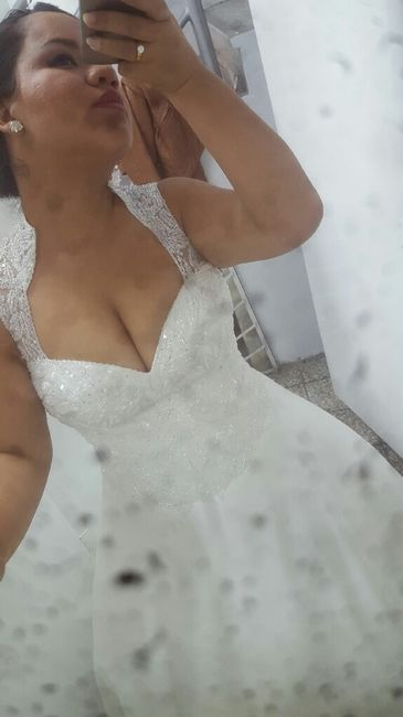 Vestido de novia ~ chiclayo - 4
