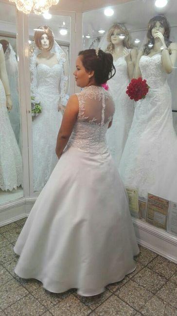 Vestido de novia ~ chiclayo - 5