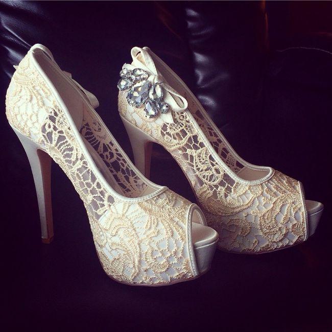 Zapatos de boda  - 1