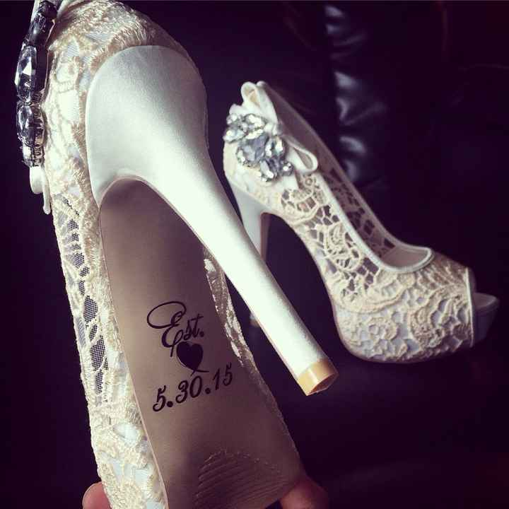 Zapatos de boda  - 3