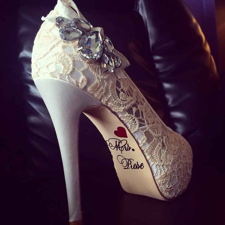 Zapatos de boda  - 4