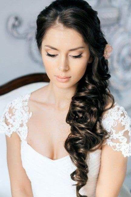 Dos peinados para una novia... cuál es el tuyo - 2