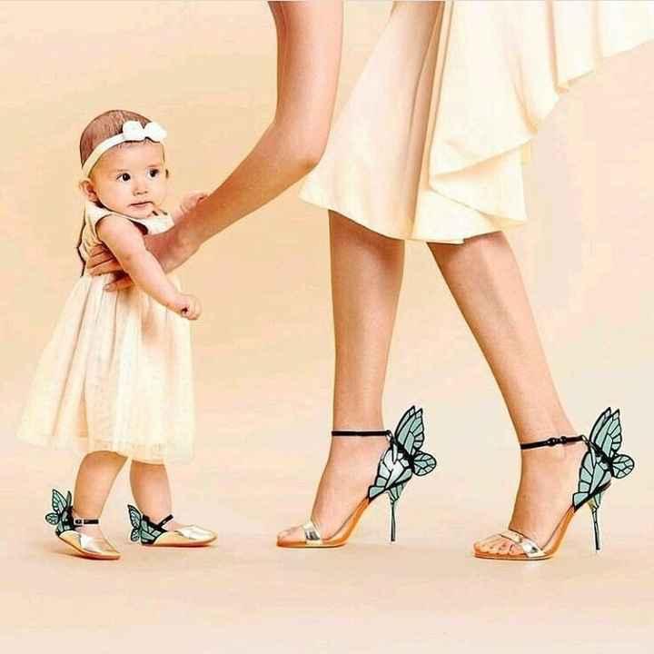 Zapatos mamá y damita - 1