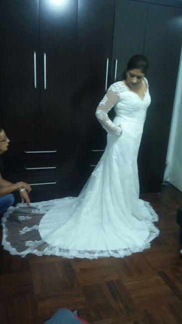 dónde compraste tu vestido de novia... comprar o alquilar?