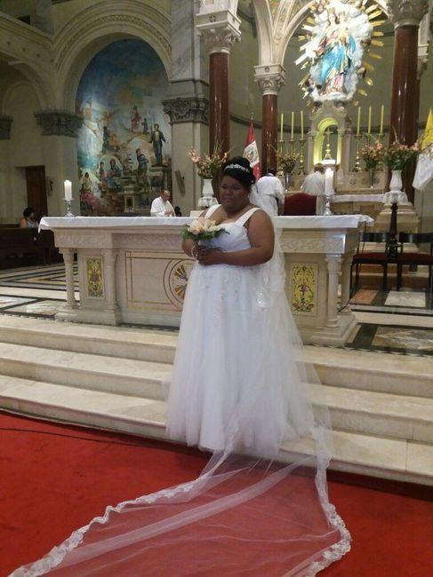 .....y entonces me casé!!! 5