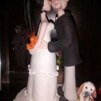 Mis muñecos de torta - 1