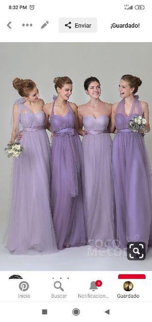 #Fiore: mi color favorito es el lila!!! - 2
