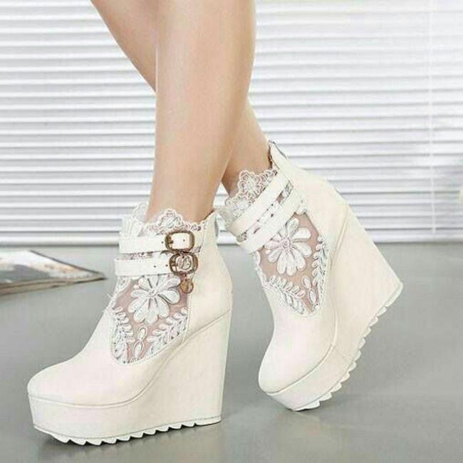 Espejito, espejito, ¿cómo me veo con estos zapatos? 5