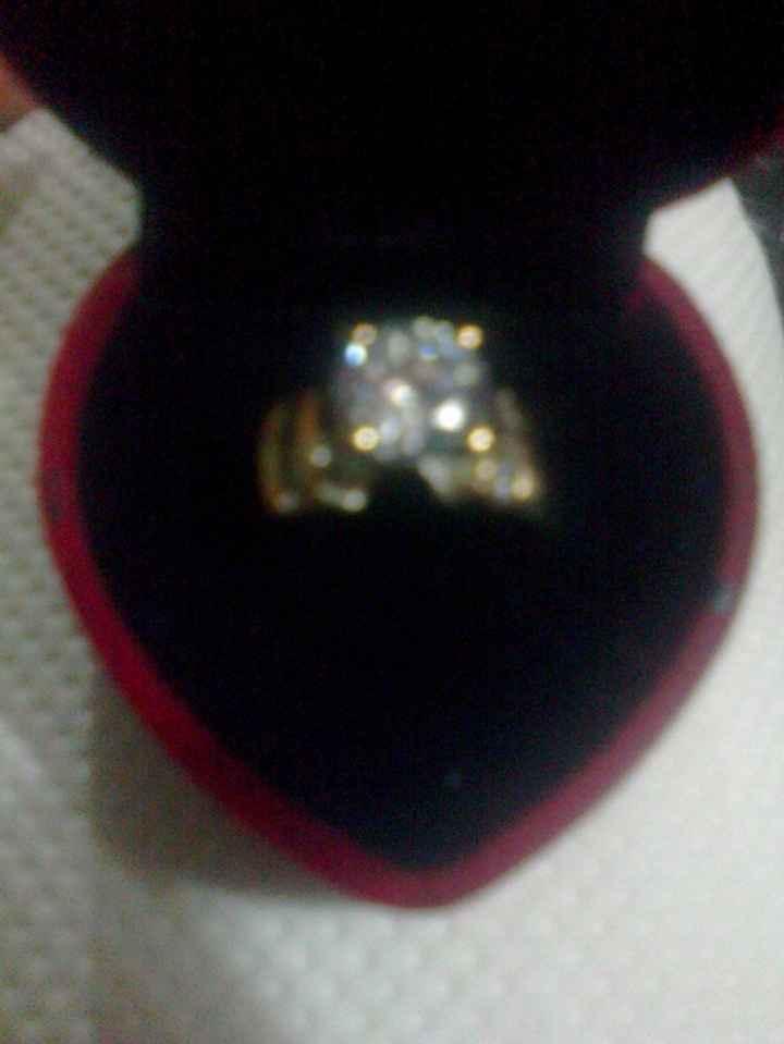 este es mi anillo