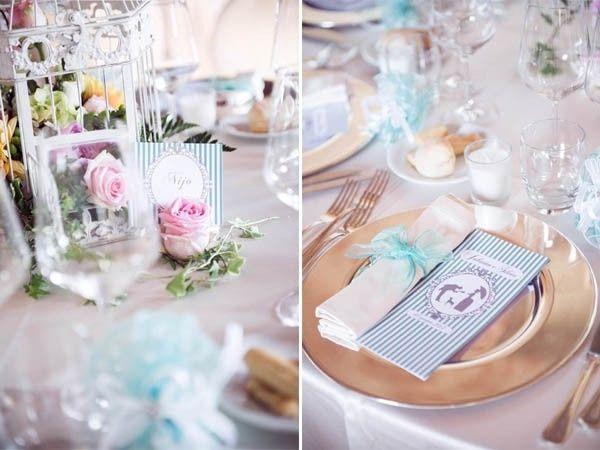 Ideas para decorar las mesas