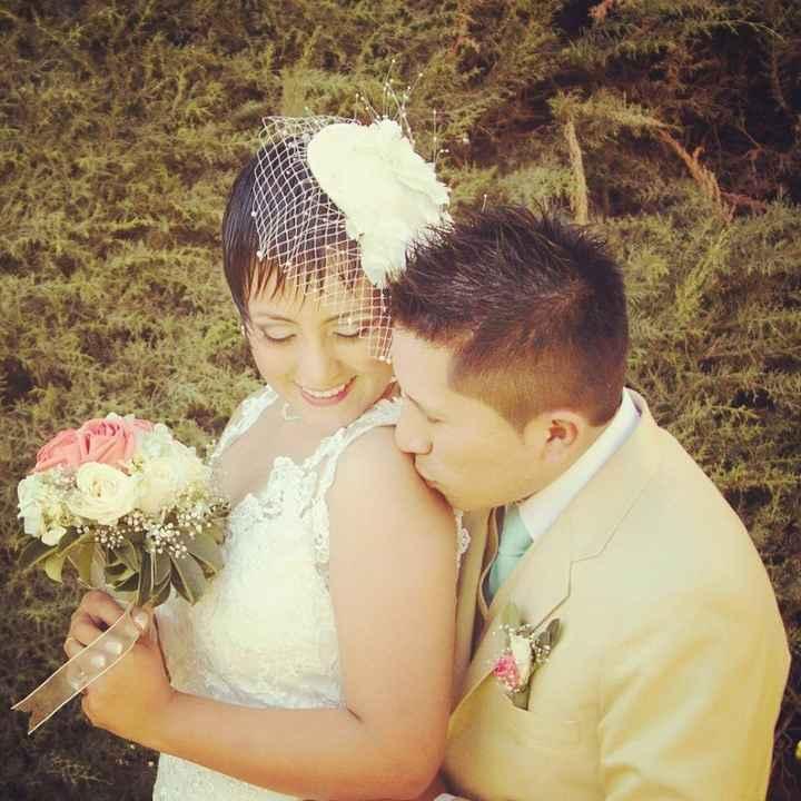 Nuestra boda Vintage