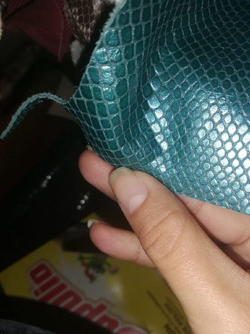 Triste Qora's zapatos de novia 5
