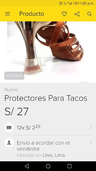 Zapatos para Boda Campestre - 1