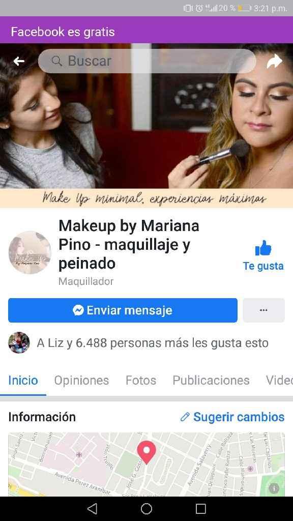 Mi peor experiencia en maquillaje y peinado by Mariana - 1