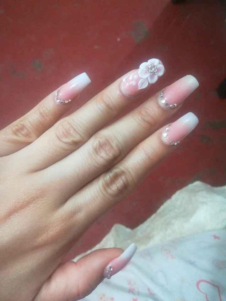 La manicure: ¿A o B? - 1