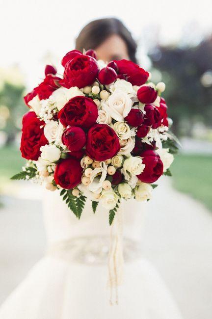¿Quién me muestra una foto de inspiración de su bouquet? 10