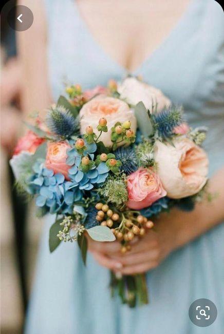 ¿Quién me muestra una foto de inspiración de su bouquet? 12