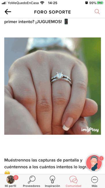 Ponle el anillo a la novia 💍  ¿Aciertas? 🤭 6