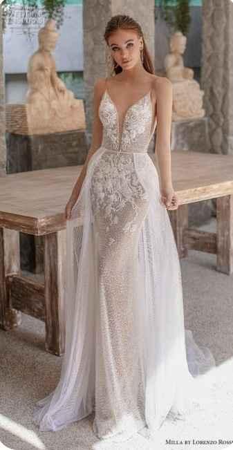 Vestido de novia 2 en 1 - 2