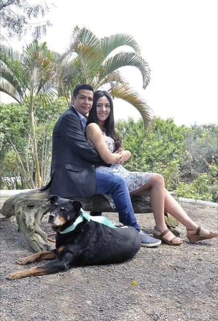 Mi Matri - sesión pre boda y mudanza 👰🤵🐶 2