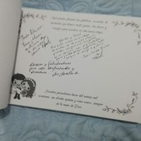 Nuestro libro de firmas 😊 - 3