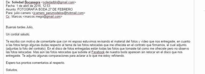 mail enviado