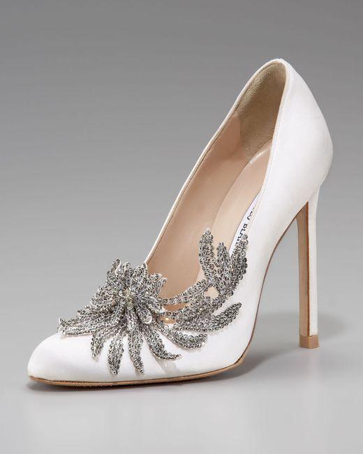 Zapatos para una novia princesa! elige el tuyo - 6