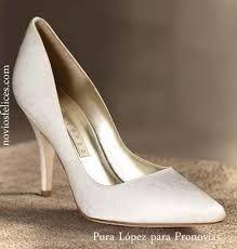 Zapatos para una novia princesa! elige el tuyo - 7