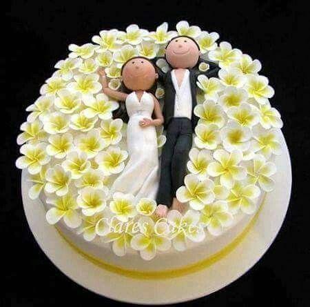 Muñecos de torta poco tradicionales - 2
