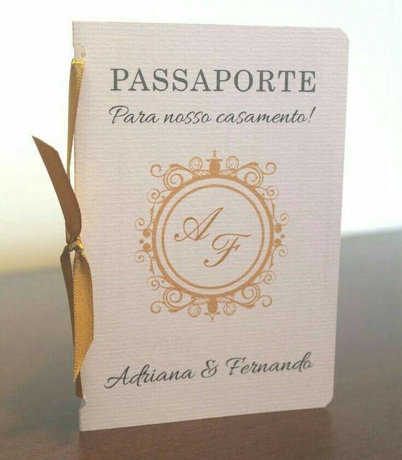 Invitaciones para bodas originales
