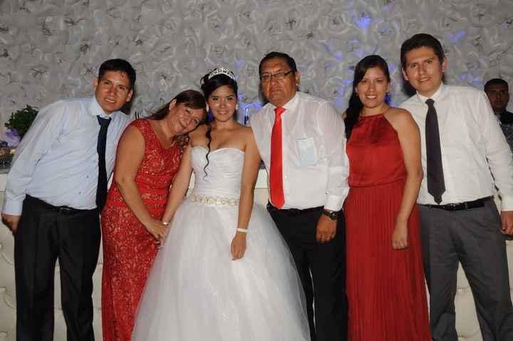 Mi hermosa Familia