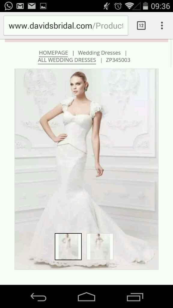Cual de estos lindos vestido les gusta - 1