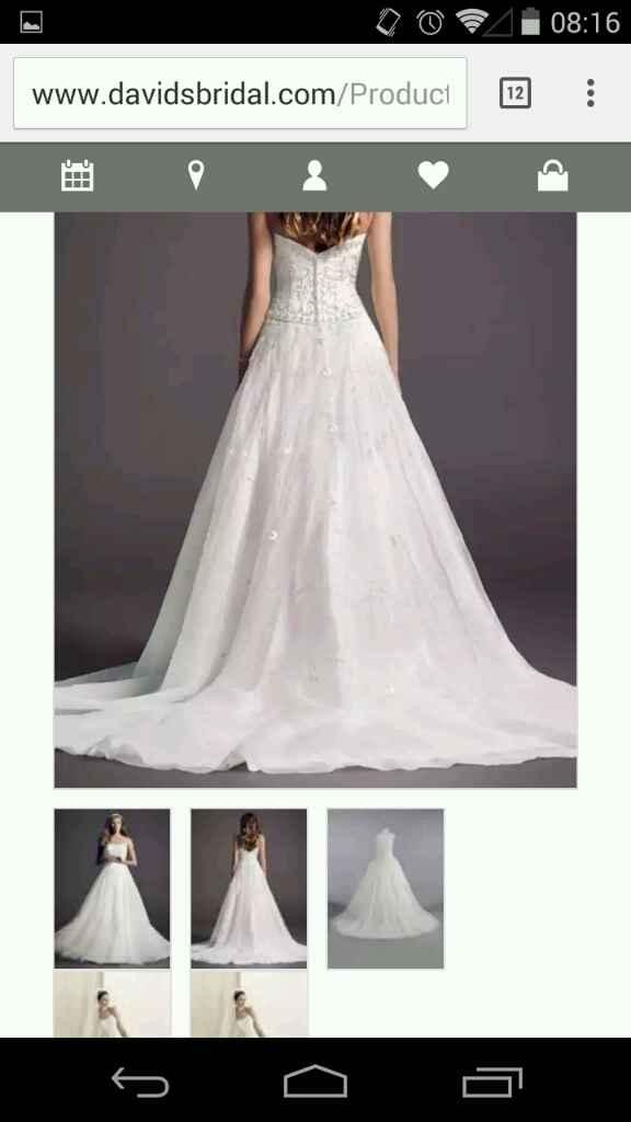 Cual de estos lindos vestido les gusta - 2